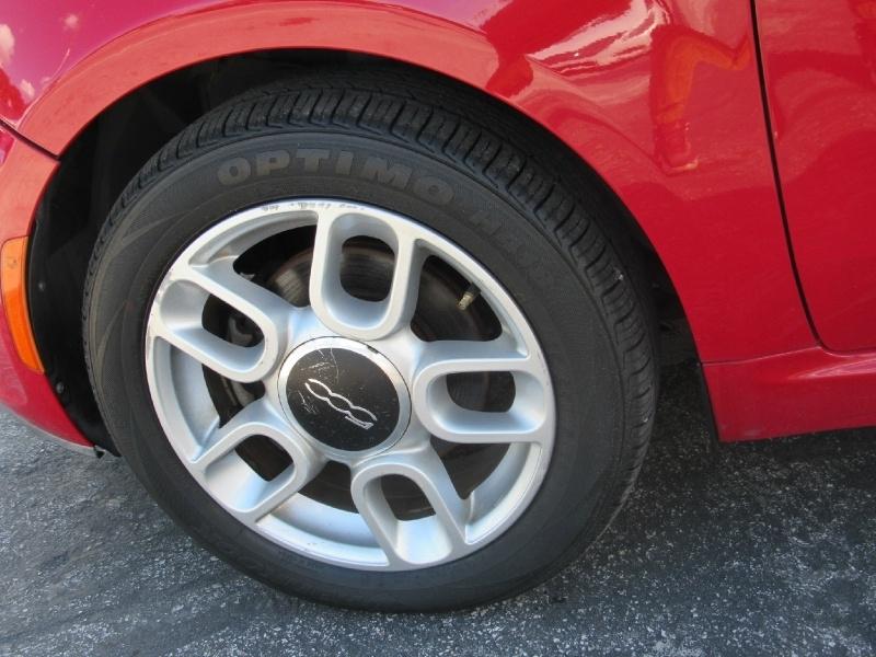 Fiat 500 2013 price $5,850
