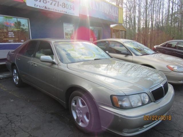2000 INFINITI Q45