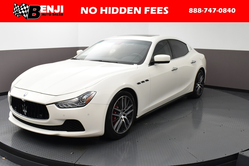 Maserati Q4 Price >> 2015 Maserati Ghibli S Q4 Benji Auto Sales Auto Dealership In West