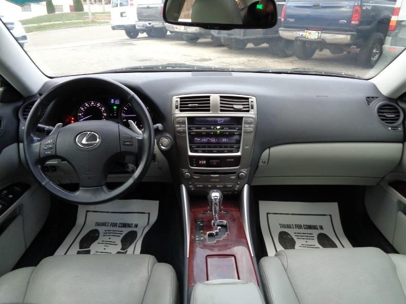 Lexus IS 250 2007 price SOLD