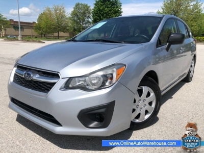 2013 *Subaru Impreza Wagon* AWD 2.0 ENGINE AUTO CLEAN CARFAX 121K WE FINANCE