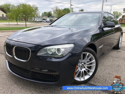 2012 *BMW 7 Series* *750Li* AWD xDrive M PACKAGE SPORT FULLY LOADED 110K WE FIANCE