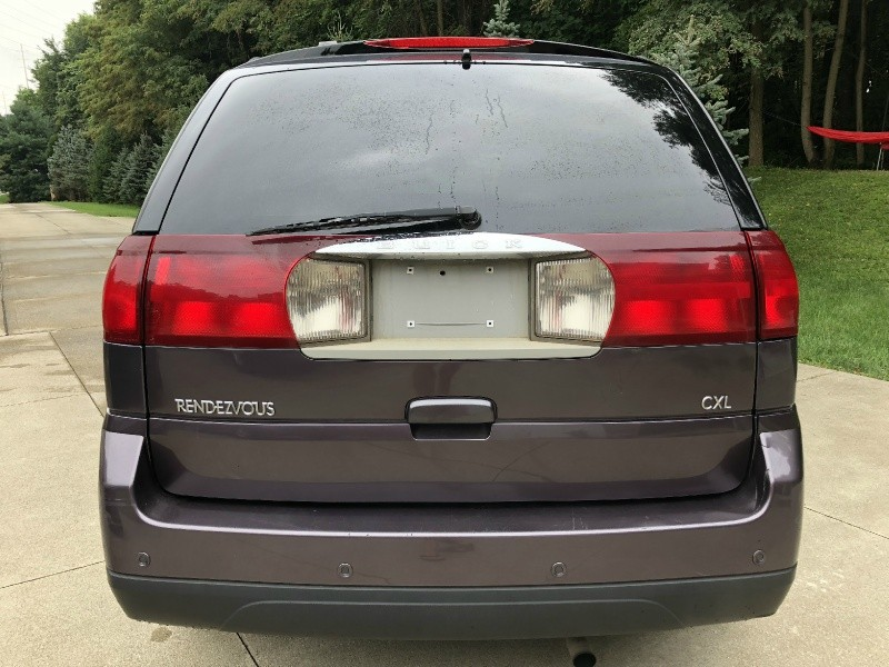 2007 Buick Rendezvous CXL LOADED LEATHER SUNROOF 3RD ROW