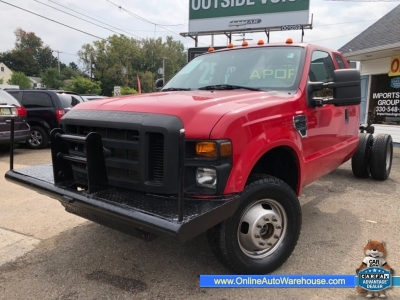 2008 *Ford F350* 4X4 SuperCAB v10 6.8l MANUAL 6 SPEED DUALLY 108K RARE TO FIND NO RUST