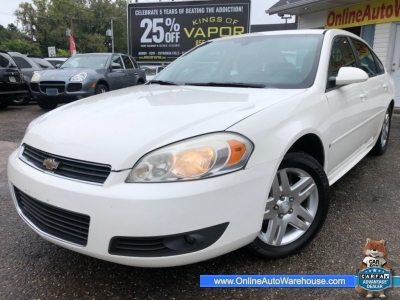 2009 *Chevrolet Impala* 3.9L V6 LT AUTO EXTRA CLEAN LOW MILES