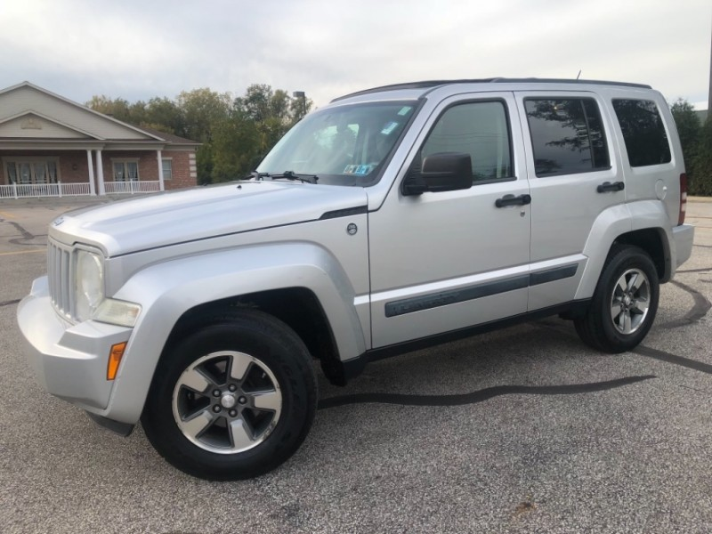 Jeep Liberty 2008 price SOLD