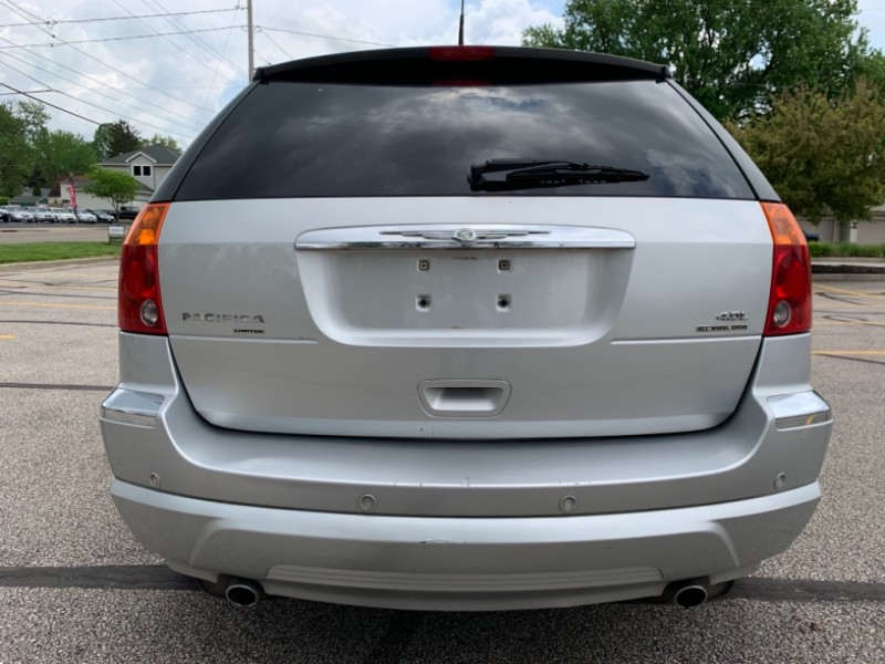 Chrysler Pacifica 2007 price SOLD