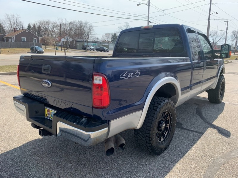 Ford Super Duty F-250 2008 price SOLD