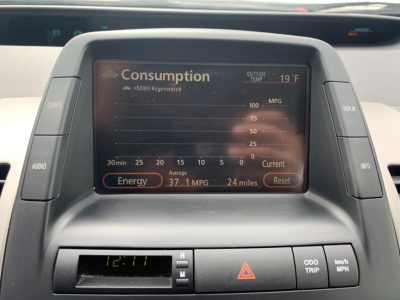 2009 Toyota Prius HYBRID 55+MPG ONE OWNER