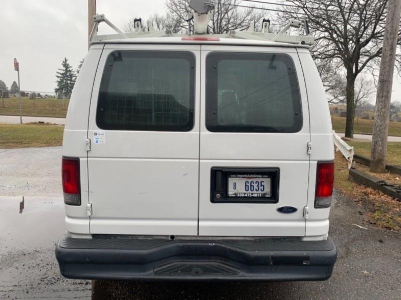 Ford Econoline Cargo Van 2010 price SOLD
