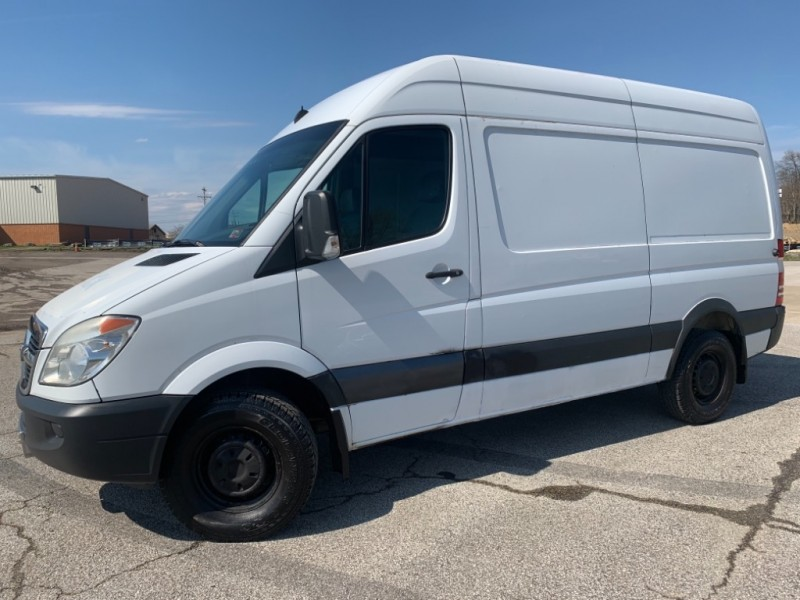 Dodge Sprinter 2007 price SOLD