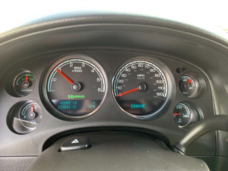 GMC Yukon Hybrid 2009 price SOLD
