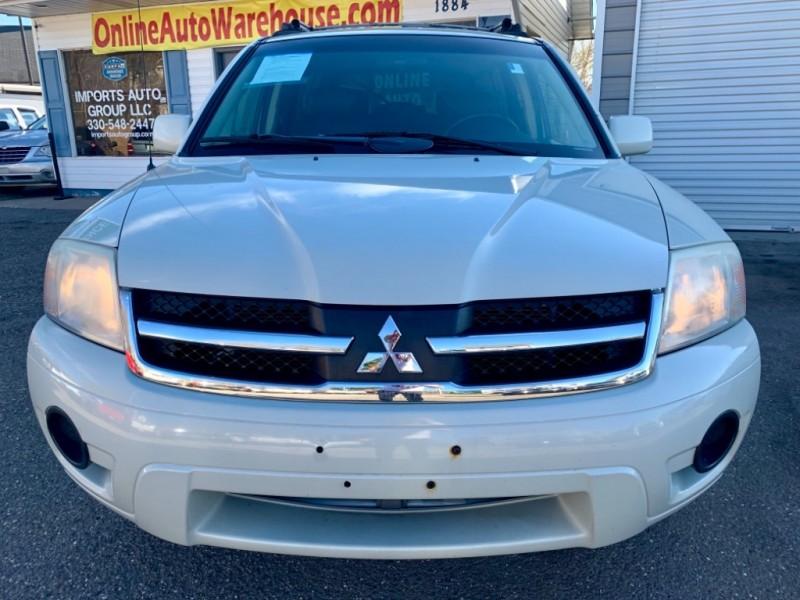 Mitsubishi Endeavor 2007 price SOLD