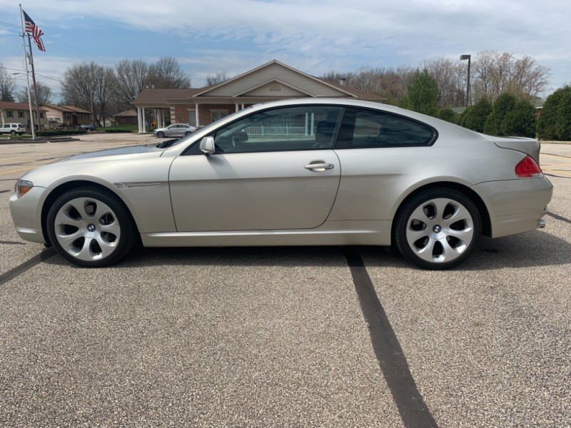 BMW 6-Series 2005 price SOLD