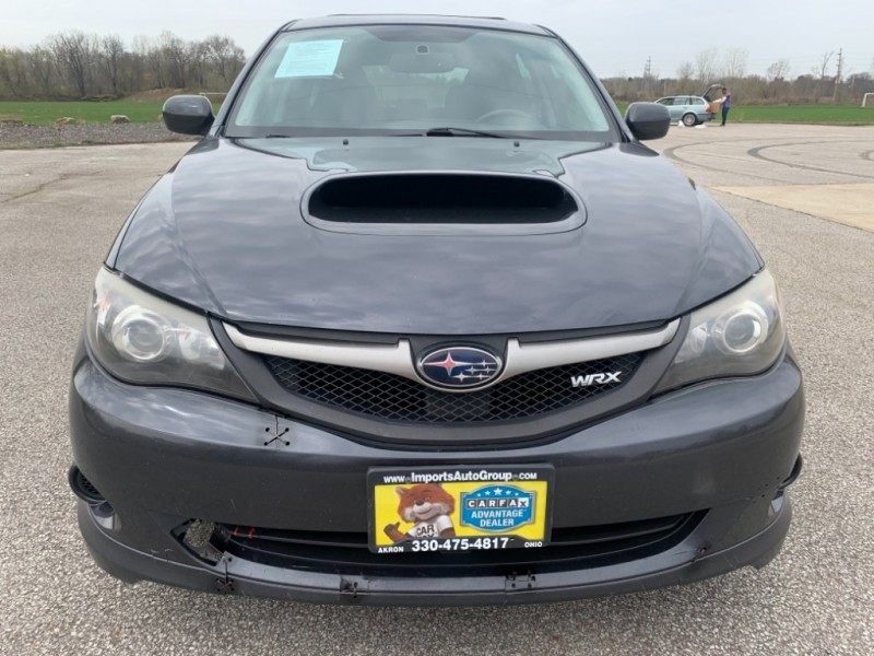 Subaru Impreza WRX 2009 price $8,995