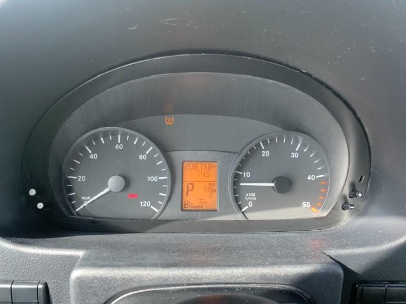 Dodge Sprinter 2008 price SOLD