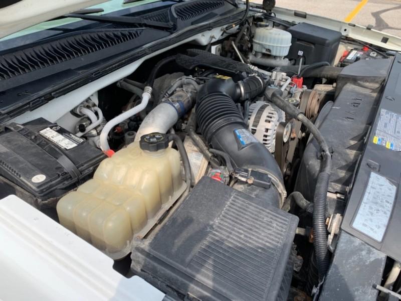 Chevrolet Silverado 2500HD 2004 price SOLD