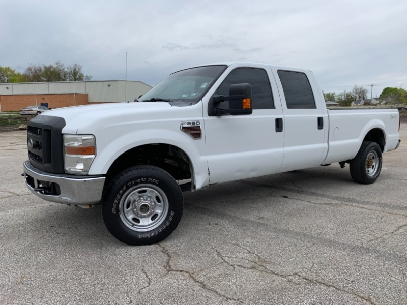 Ford Super Duty F-250 2009 price $7,995