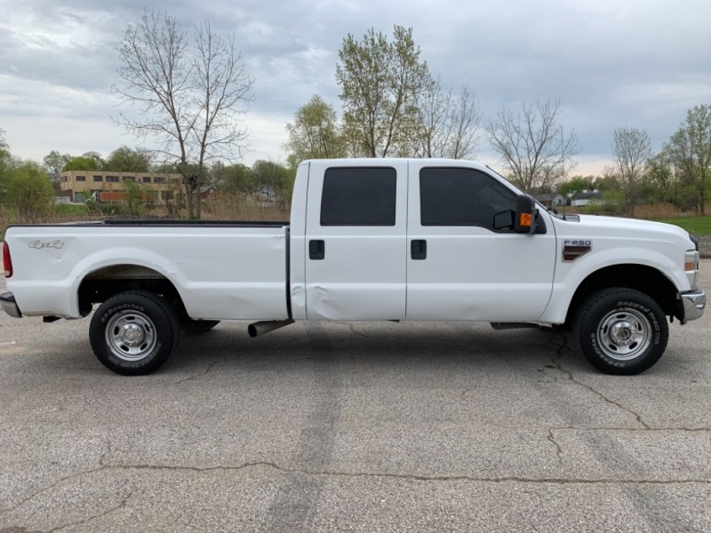 Ford Super Duty F-250 2009 price $8,995