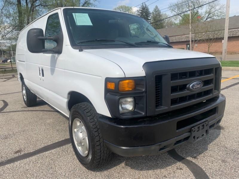 Ford Econoline Cargo Van 2012 price SOLD