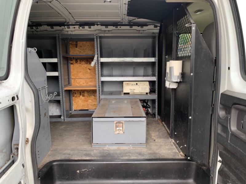 GMC Savana Cargo Van 2005 price SOLD