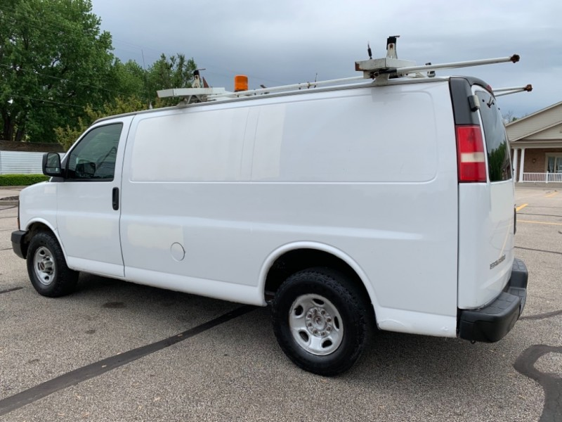 GMC Savana Cargo Van 2008 price $5,295