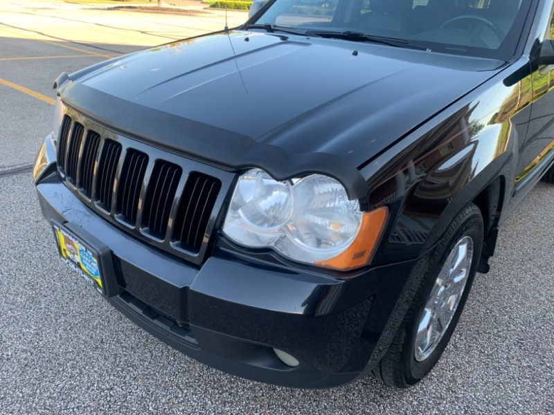 Jeep Grand Cherokee 2008 price SOLD