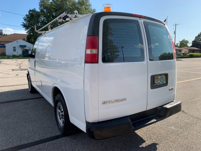 GMC Savana Cargo Van 2005 price SOLD