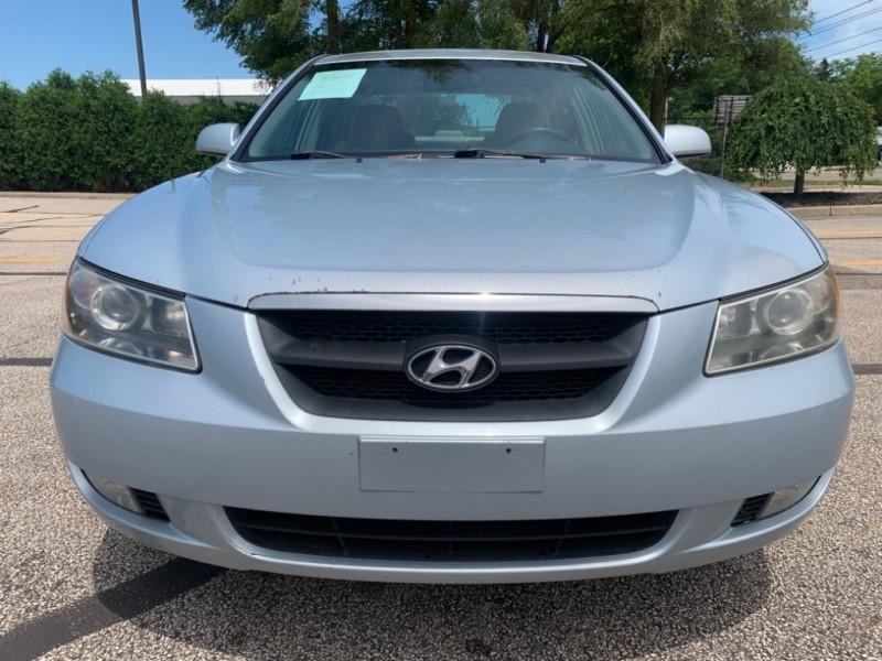 Hyundai Sonata 2006 price $2,995