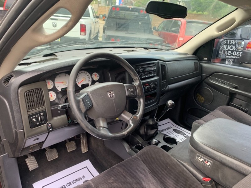 Dodge Ram 2500 2004 price SOLD