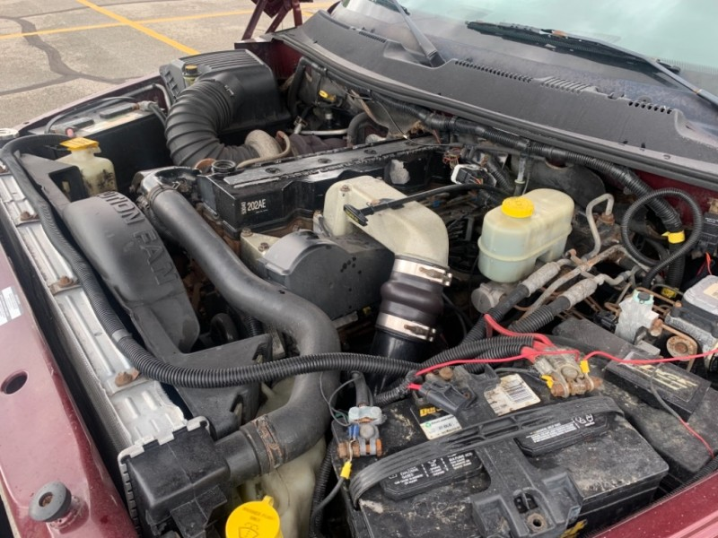 Dodge Ram 3500 2002 price $9,995