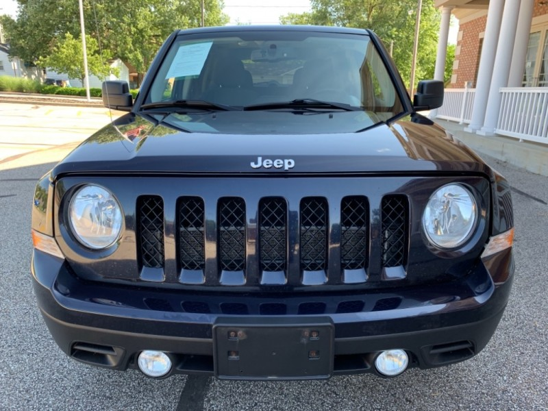 Jeep Patriot 2011 price SOLD