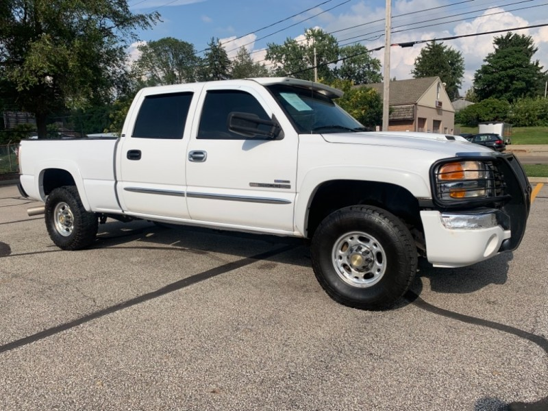 GMC Sierra 2500HD 2006 price PENDING