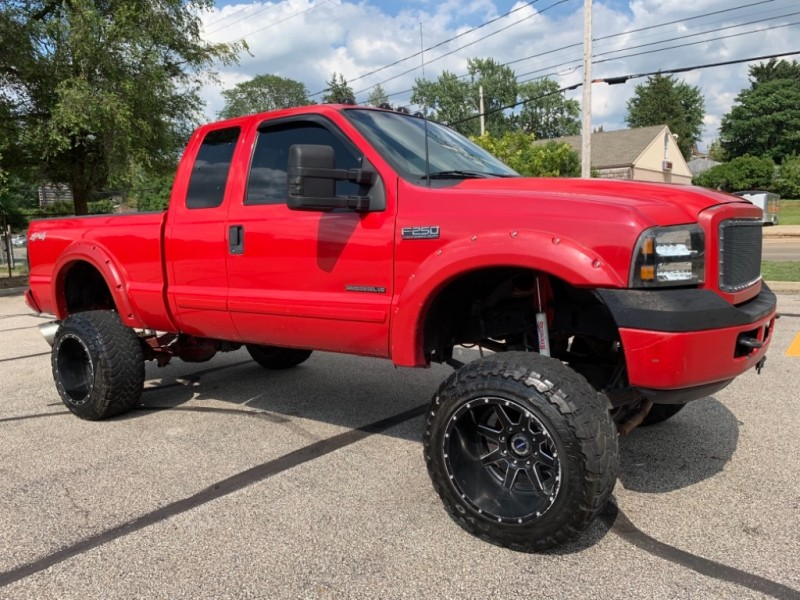 Ford Super Duty F-250 2001 price $10,995