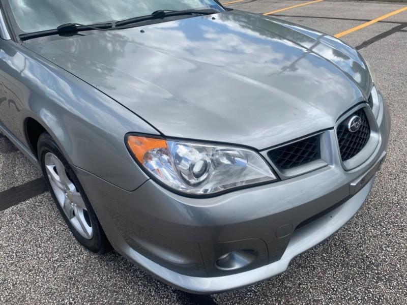 Subaru Impreza Wagon 2007 price $2,995