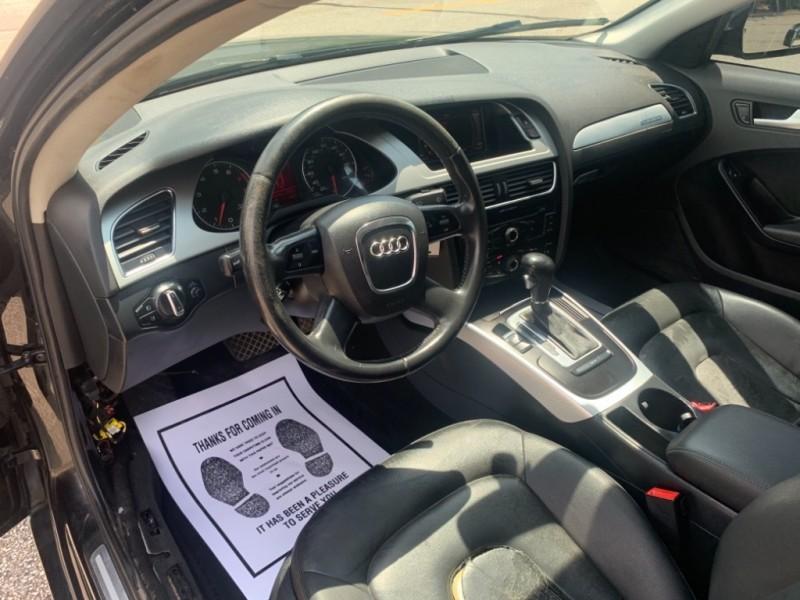 Audi A4 2009 price $5,995