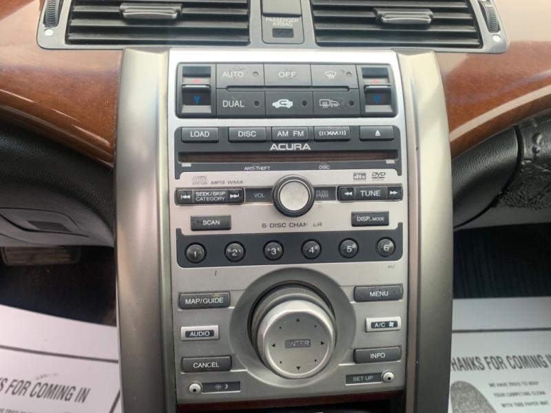 Acura RL 2006 price $3,995