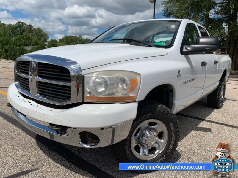 Dodge Ram 2500 2006 price SOLD