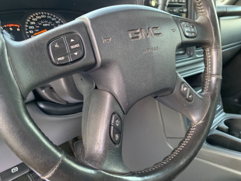 GMC Sierra 2500HD 2003 price SOLD