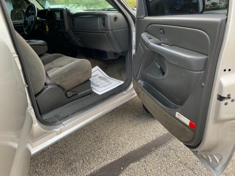 Chevrolet Silverado 2500HD 2005 price SOLD