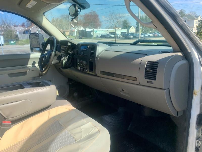 Chevrolet Silverado 2500HD 2011 price SOLD