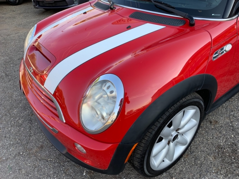 Mini Cooper Hardtop 2005 price SOLD