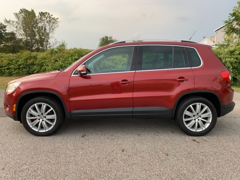 Volkswagen Tiguan 2011 price SOLD