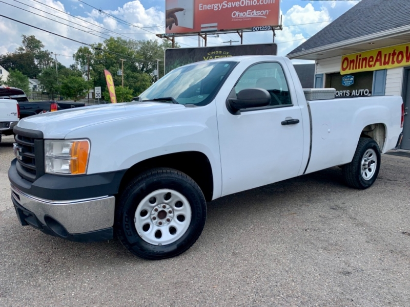 GMC Sierra 1500 2011 price $5,995