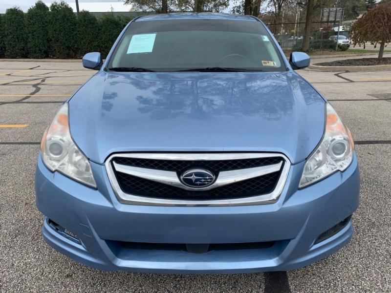 Subaru Legacy 2011 price $4,995