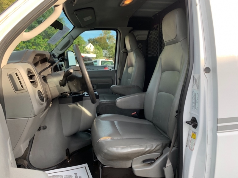 Ford Econoline Cargo Van 2011 price SOLD