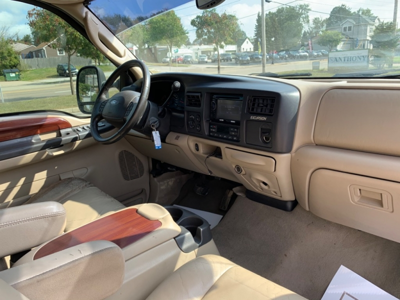Ford Excursion 2005 price $8,495