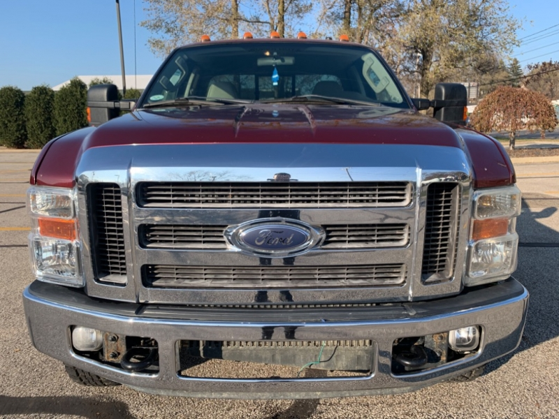 Ford Super Duty F-250 2008 price $10,995