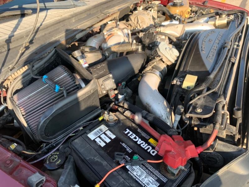 Ford Super Duty F-250 2008 price $10,995