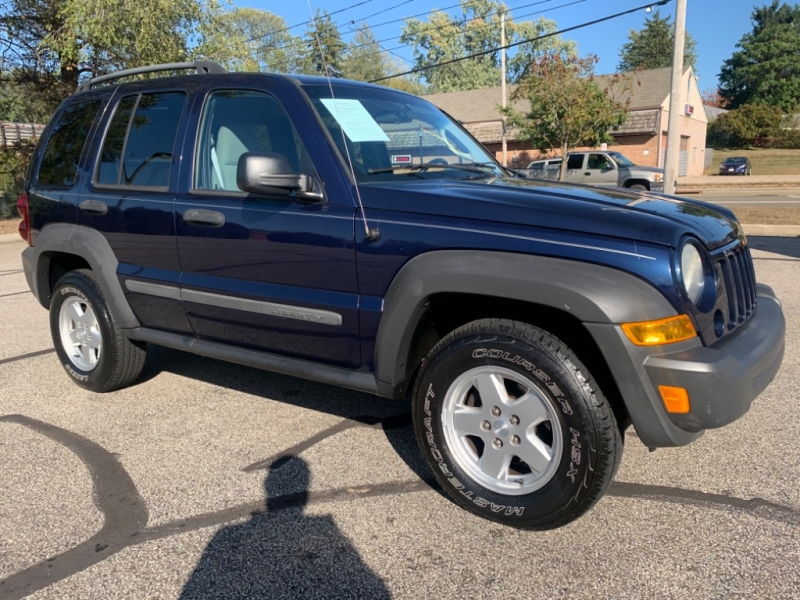 Jeep Liberty 2007 price SOLD